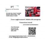 8 Addetto emergenze antincendio 2021 e aggiornamento
