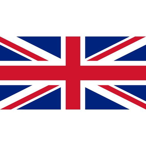 IPT Bandiera inglese 500