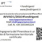Fondirigenti AVVISO 1/2016 Pinerolo To