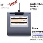 Fornitura Tavoletta STU530 Firma Grafometrica Pinerolo To