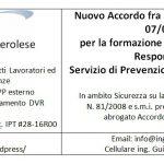 #RSPP #Responsabile del servizio prevenzione e protezione