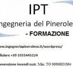 Corsi erogati da IPT #Ingegneria del #Pinerolese  mese Maggio 2018